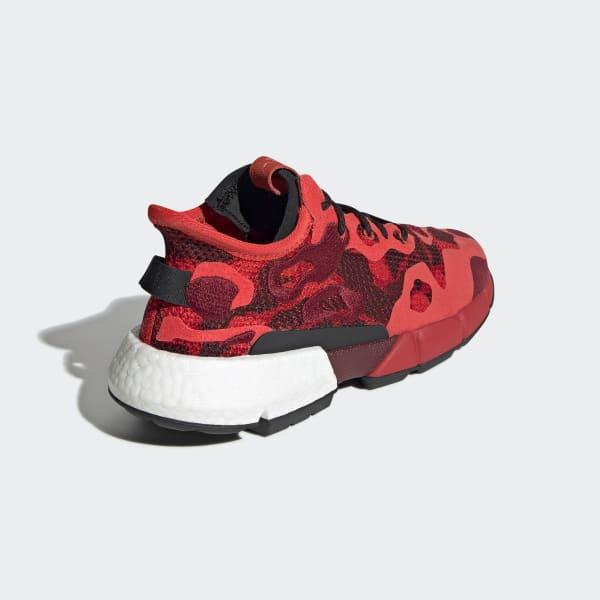 Adidas adipower Weightlifting, sortrød, 46 (Produktdetaljer