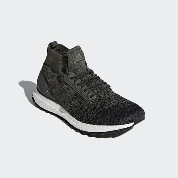adidas Ultraboost All Terrain Shoes Green | adidas US