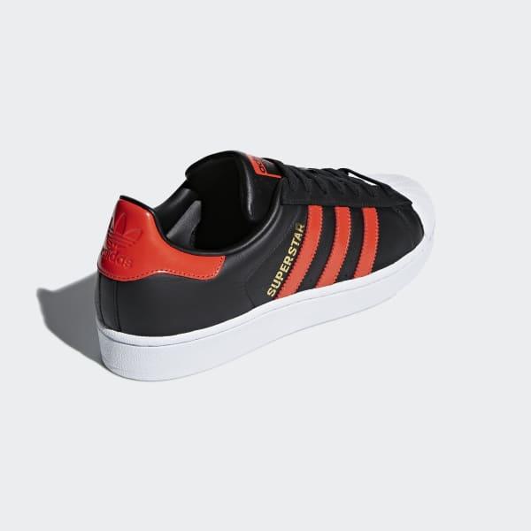 79b849793c6559 adidas Superstar Shoes - Black