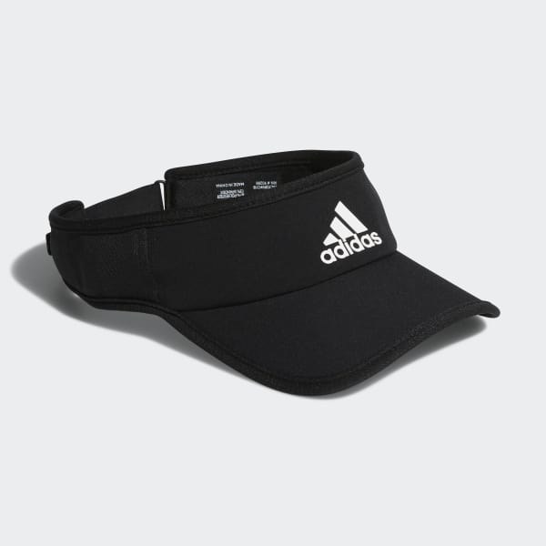 7d46fcb5e5f4e adidas Superlite Visor - Black