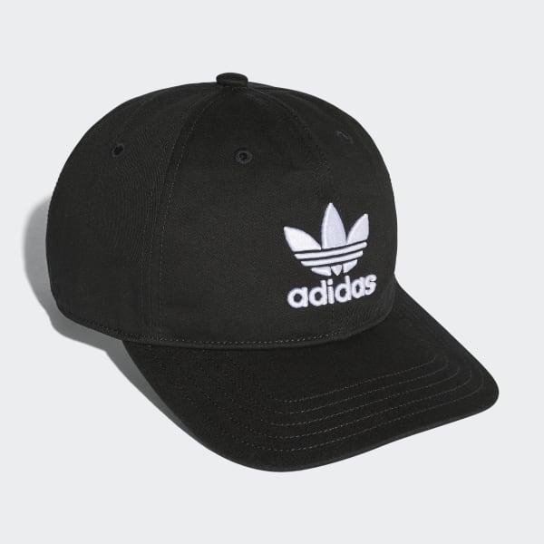 3a7ae0c3049 adidas Trefoil Classic Cap - Black