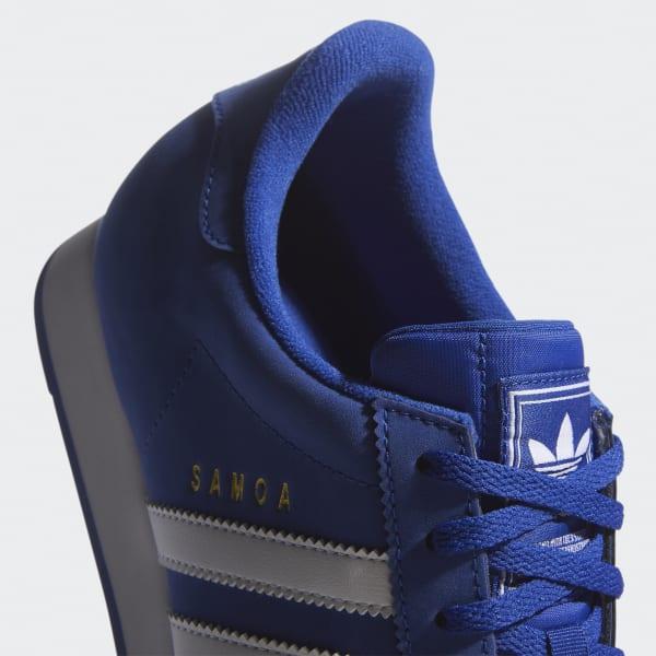 adidas samoa homme bleu