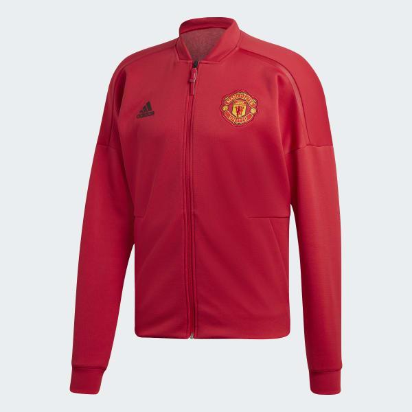 0328bfeb0d8544 Jaqueta adidas Z.N.E. Manchester United - Vermelho adidas | adidas Brasil