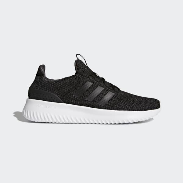 adidas Cloudfoam Race, chaussure de sport homme noir