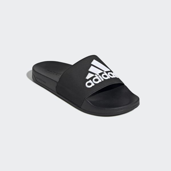 a423b887f44 adidas Adilette Shower Badslippers - zwart | adidas Officiële Shop
