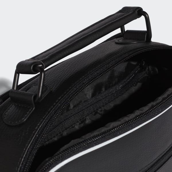 factor Hay una necesidad de Machu Picchu  adidas Mini Vintage Airliner Bag - Black | adidas US
