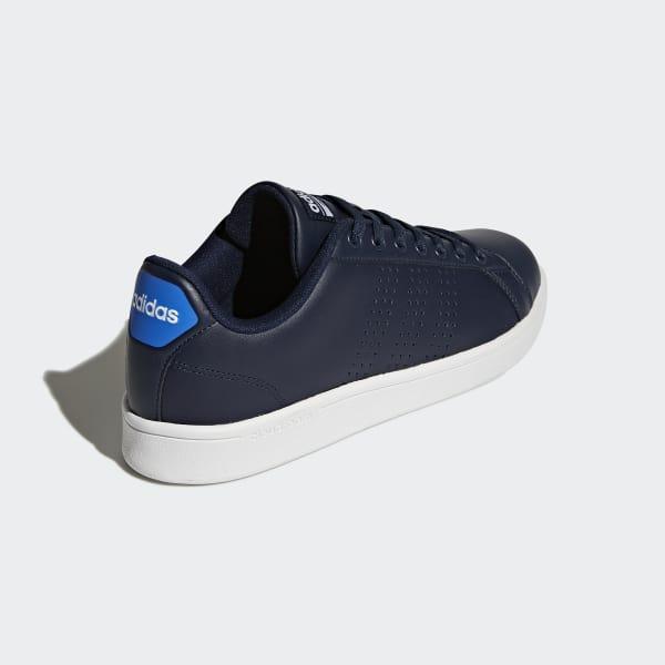 adidas Tenis Cloudfoam Advantage Clean Azul   adidas Colombia