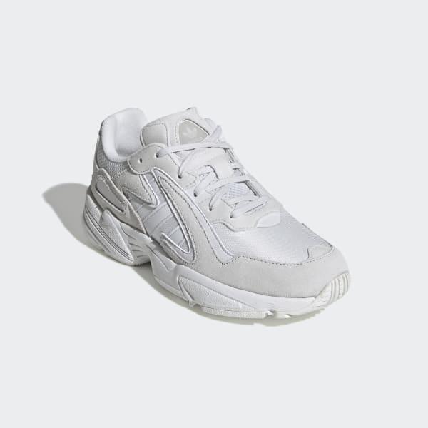 adidas Yung 96 Sko Outlet, adidas Originals Sko Dame Hvite
