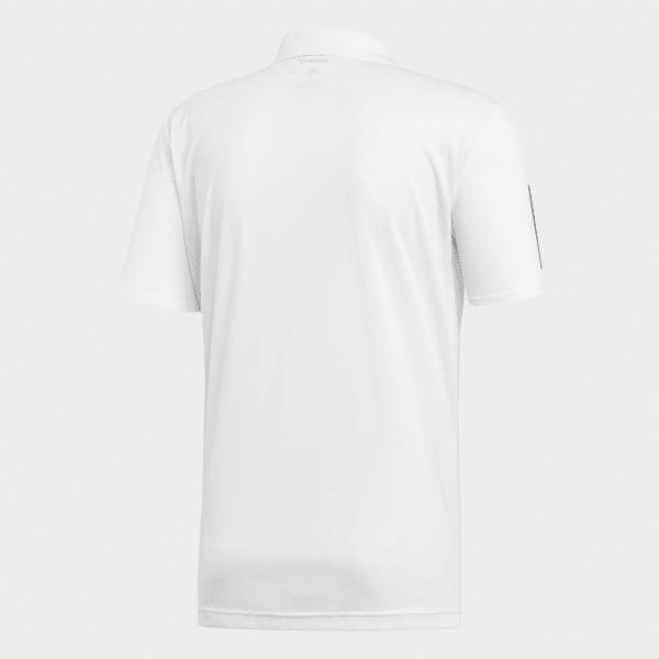 Camisa Polo Adidas Originals Adicolor Branco