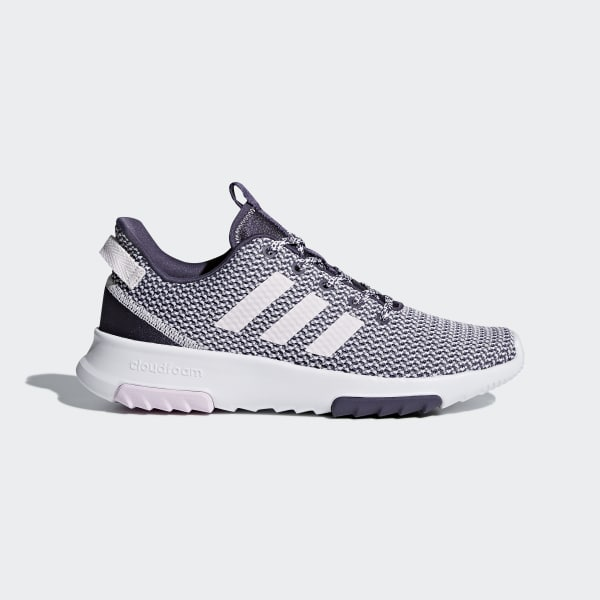adidas Cloudfoam Racer TR Shoes Purple | adidas US