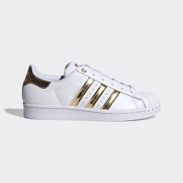adidas superstar gold australia