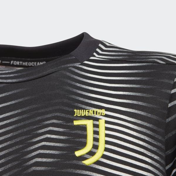 adidas Juventus Turin Home Pre Match Shirt Schwarz | adidas Deutschland