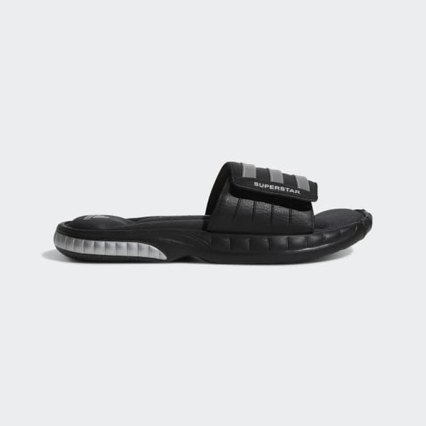 d81a0c23ebd766 adidas Superstar 3G Slides - Black