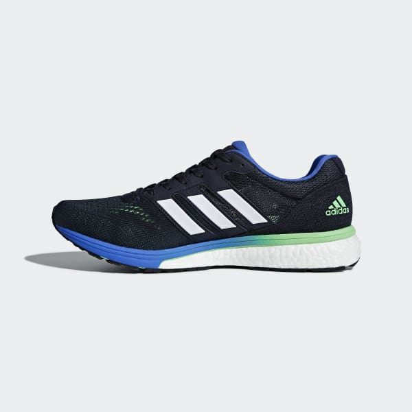 8a6c83eac8cc40 adidas Adizero Boston 7 Shoes - Blue