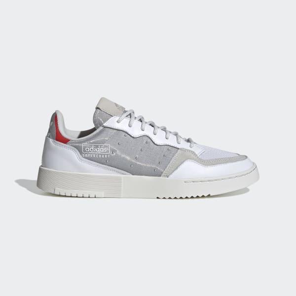 adidas Supercourt Shoes - White