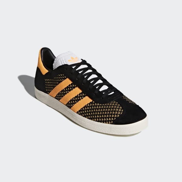 adidas Gazelle Primeknit Shoes Black | adidas Ireland
