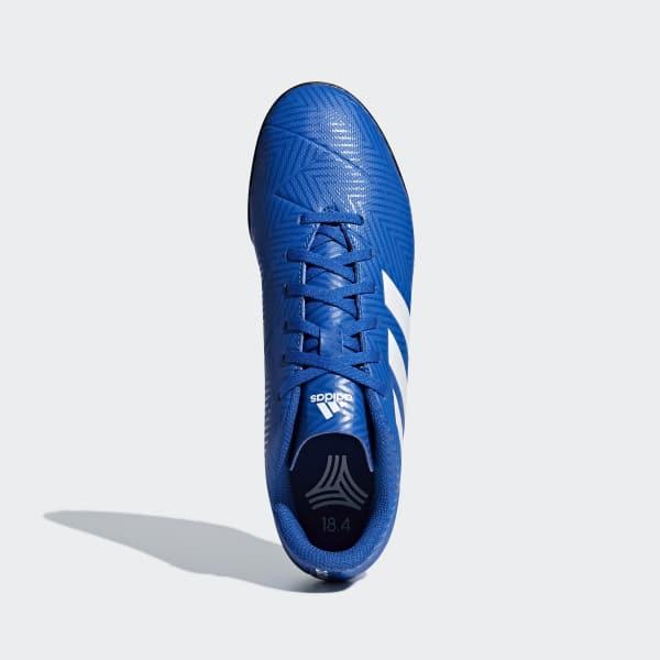 c158b84d0cf Zapatos de Fútbol Nemeziz Tango 18.4 Césped Artificial - Azul adidas ...
