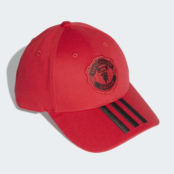 1526c8ce6131c Boné Manchester United - Vermelho adidas