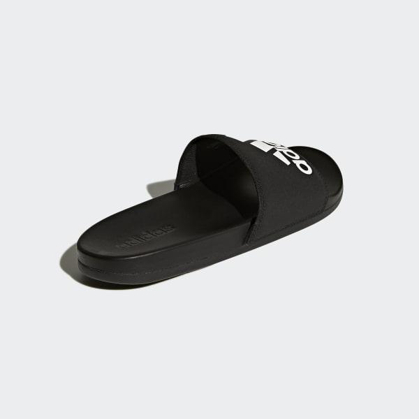 ddef6db6c483 adidas Šľapky Adilette Cloudfoam Plus Logo - čierna