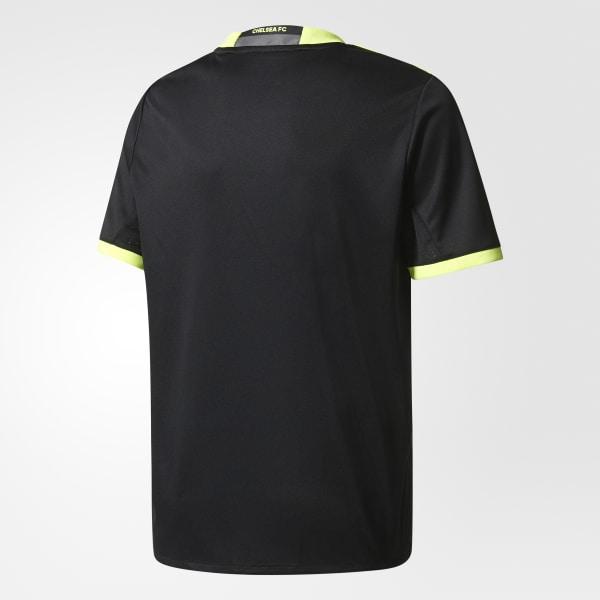 ef9ec6dae87 adidas Chelsea FC Away Jersey - Black