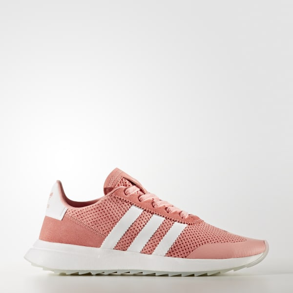 ead3cfec12 adidas Tenis Flashback - Rosa