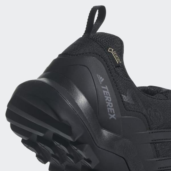 después del colegio Fraude Panadería  adidas Terrex Swift R2 GORE-TEX Hiking Shoes - Black | adidas US