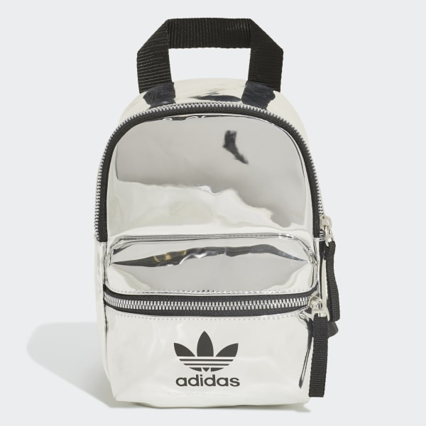 adidas Originals Silver Mini Backpack
