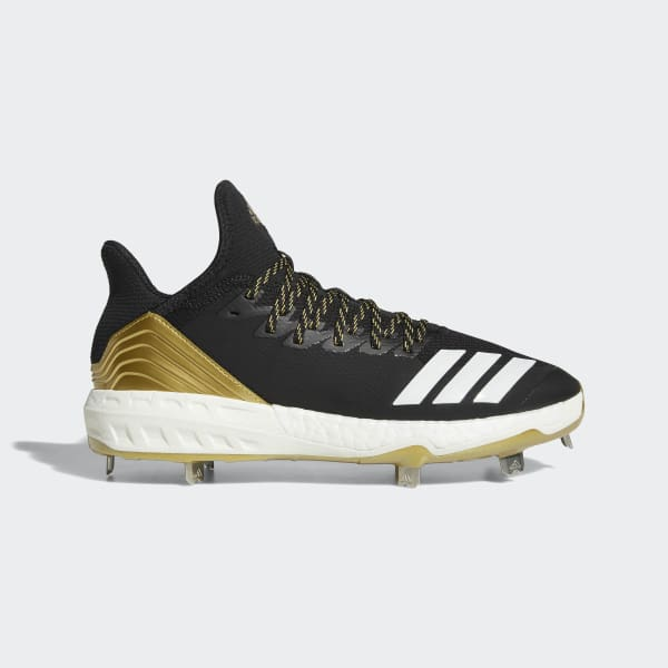 adidas Boost Icon 4 Cleats - Black