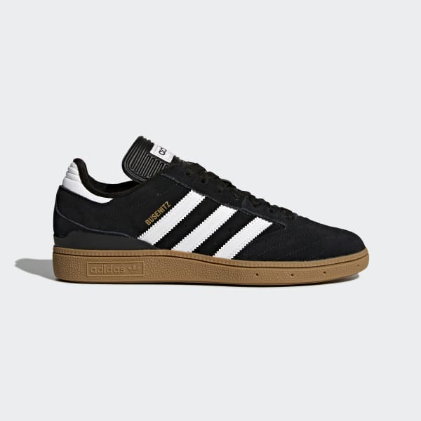 adidas Busenitz Pro Shoes - Black  adidas US