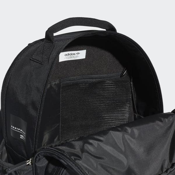 adidas EQT Classic Backpack - Black  17a39bdd65406
