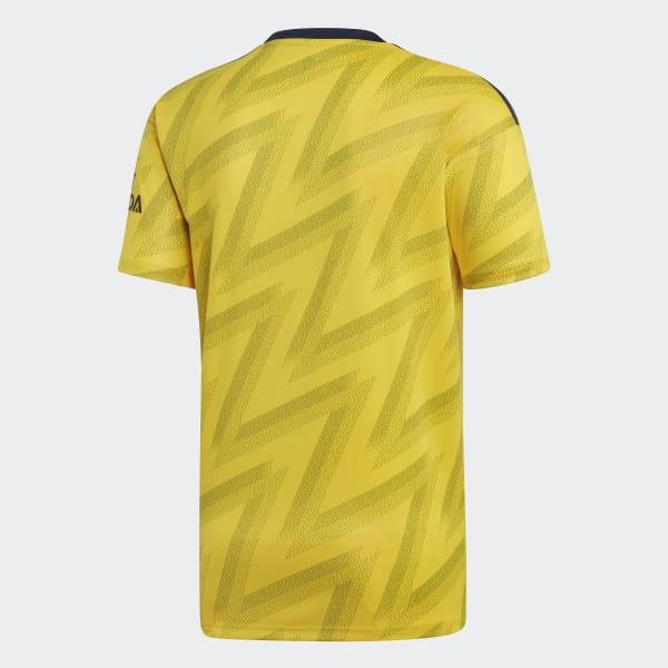 buy popular 76f13 57290 adidas Arsenal Away Jersey - Yellow | adidas US