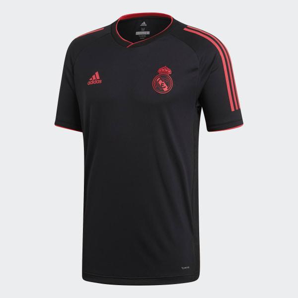 ec23e1d49c708 Camiseta entrenamiento Real Madrid Ultimate - Negro adidas