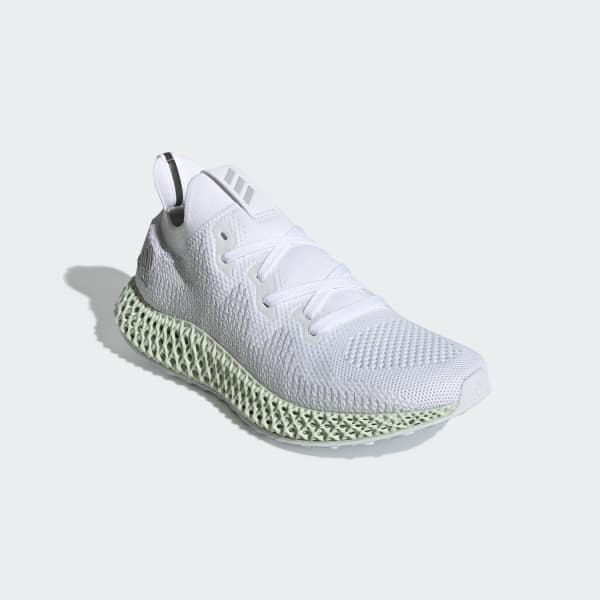 adidas Alphaedge 4D Shoes - White  d8ff6c54c
