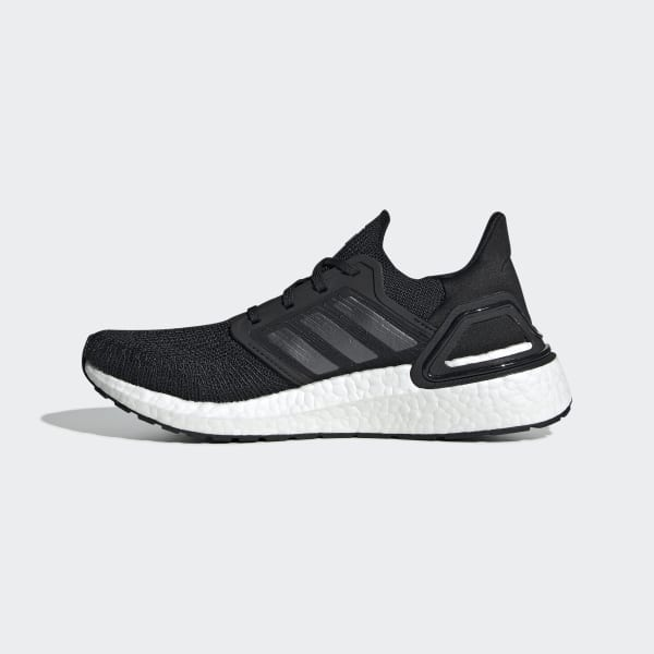 Bangladesh Molestia átomo  Women's Ultraboost 20 Core Black and Night Metallic Shoes | adidas US