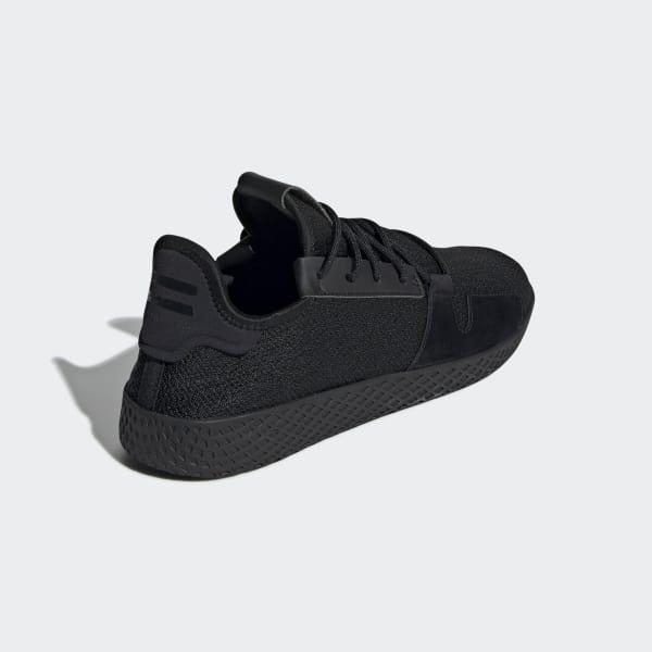 557758c26878 adidas Pharrell Williams Tennis Hu V2 Shoes - Black