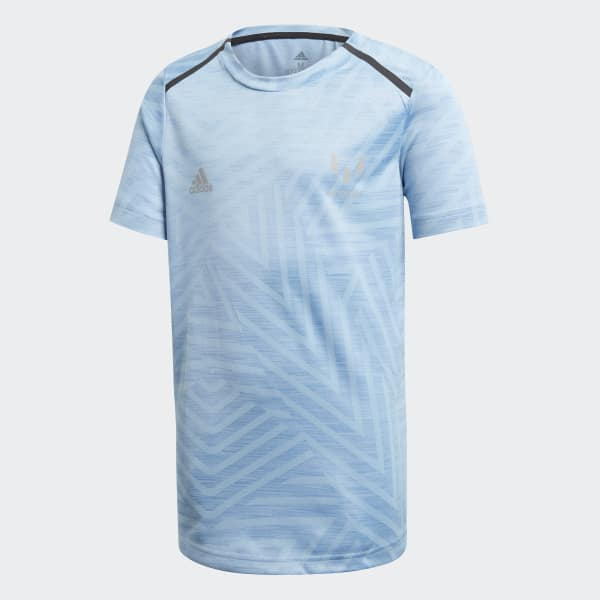 adidas Messi Icon Jersey - Blue  1377af8c1