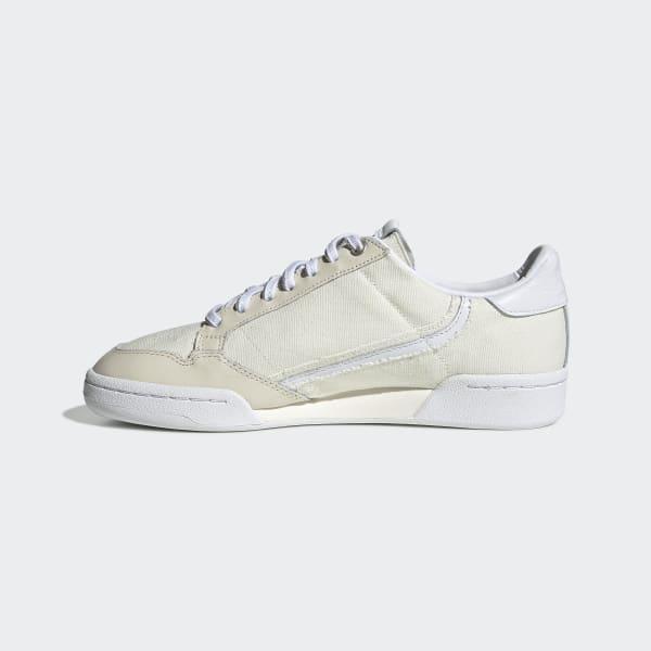 Chaussure Continental 80 DG Beige adidas | adidas France