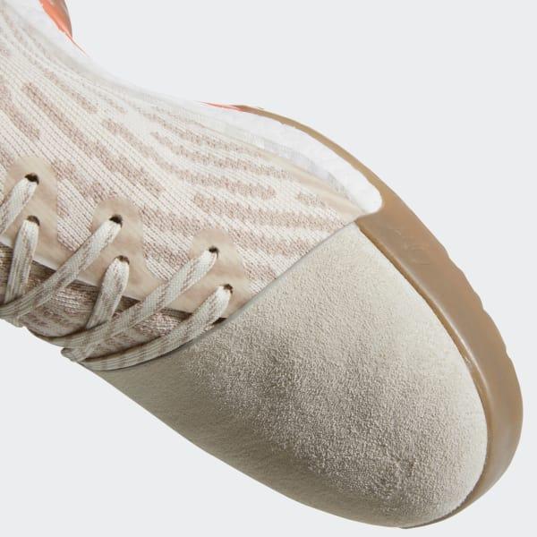 33016b4d0d3f adidas Harden Vol. 1 Primeknit Shoes - White