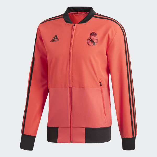 adidas real madrid jacke orange