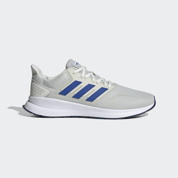 adidas Runfalcon Shoes - Grey | adidas UK