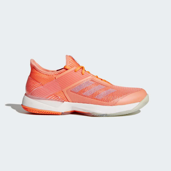 adidas adizero Ubersonic 3.0 Shoes - Orange | adidas US | Tuggl