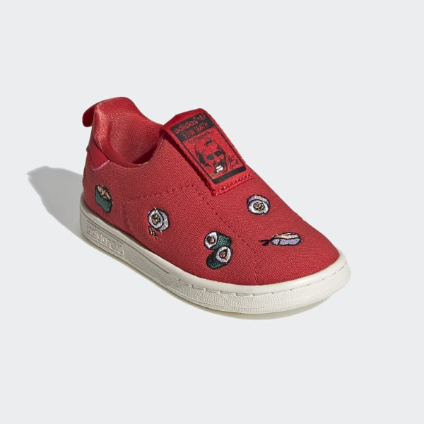 adidas stan smith rood