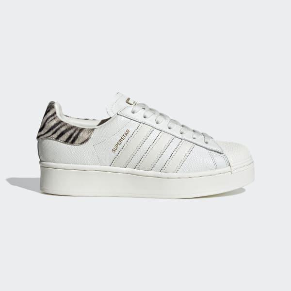 Primer ministro Pasteles persuadir  adidas Sapatos Superstar Bold - Branco | adidas Portugal