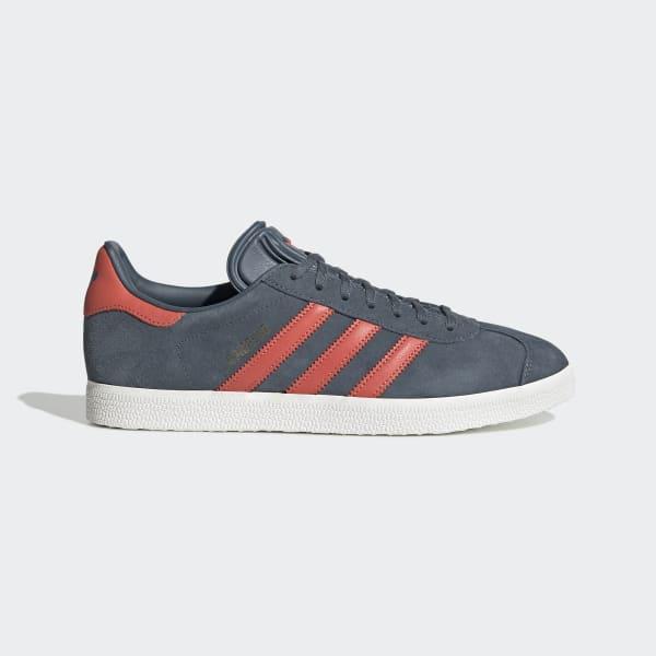 adidas Gazelle Shoes - Blue | adidas