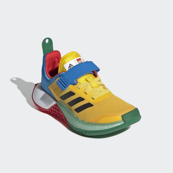 Chaussure adidas x LEGO® Sport - Jaune adidas | adidas France