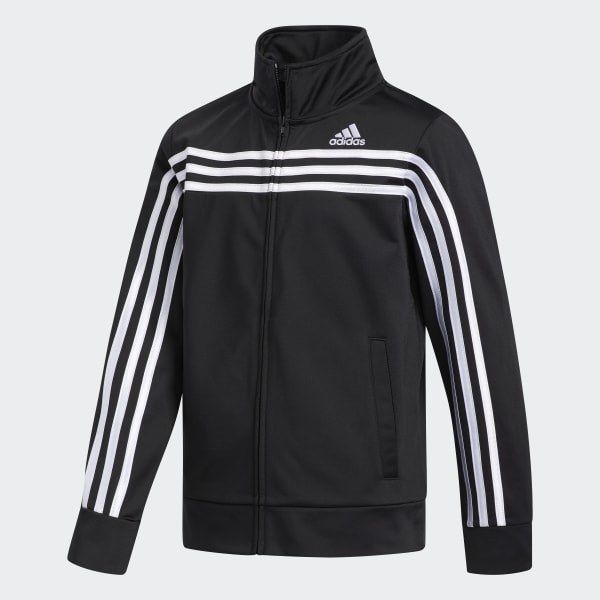 Color Block adidas Boys Big Tricot Jacket