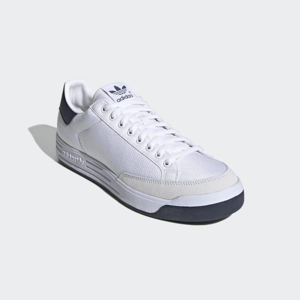 adidas Rod Laver Shoes - White   adidas