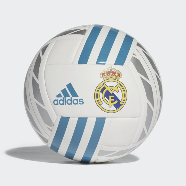 Pelota del Real Madrid - Blanco adidas  2ed8e473f03c9