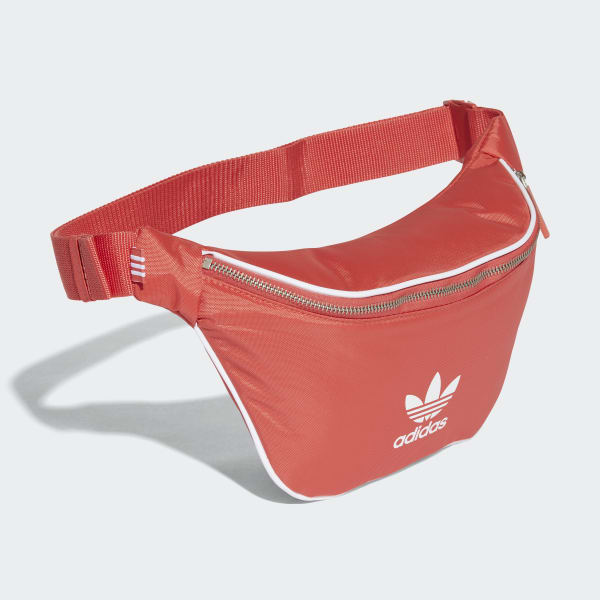 504506c60b adidas Waist Bag - Red