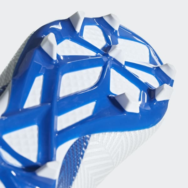 new style de0d2 07cfe adidas Guayos Nemeziz Messi 18.3 Terreno Firme - Blanco   adidas Colombia
